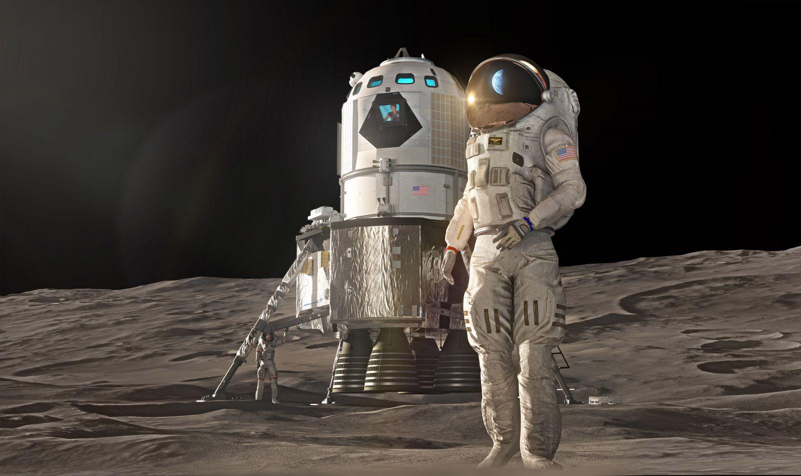 Artemisa, el Programa de la NASA Para Regresar a la Luna