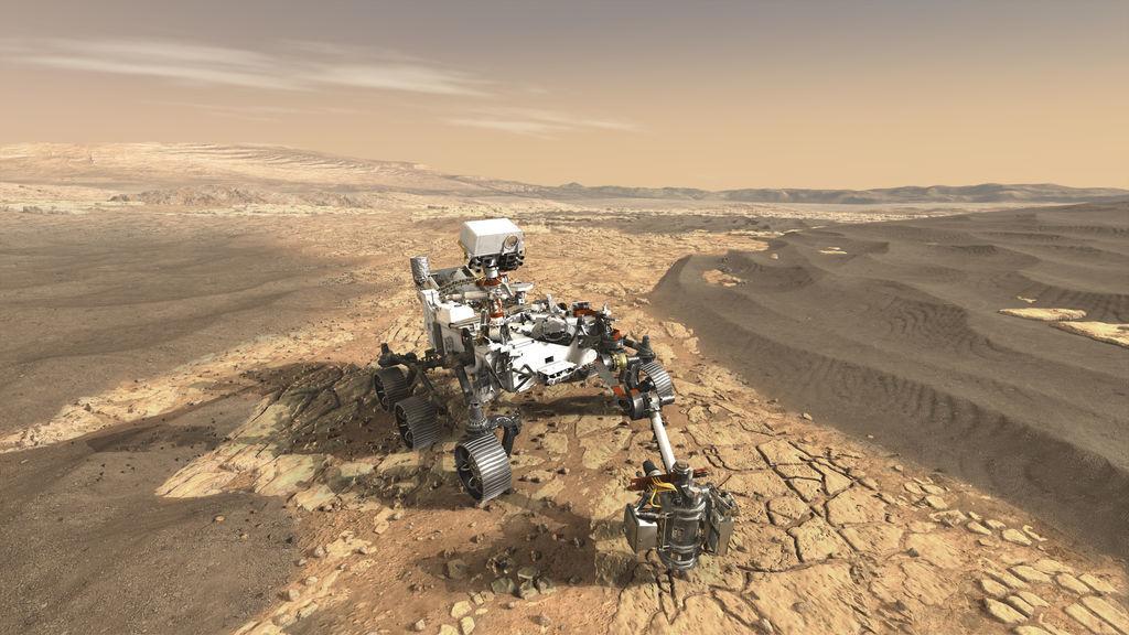 Misión, Marte 2020