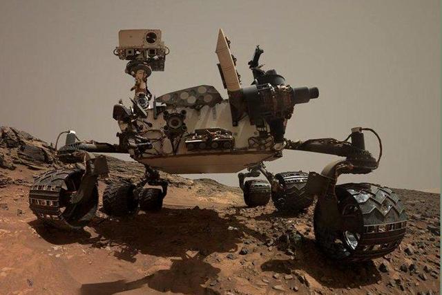 Curiosity Rover encuentra un antiguo oasis en Marte