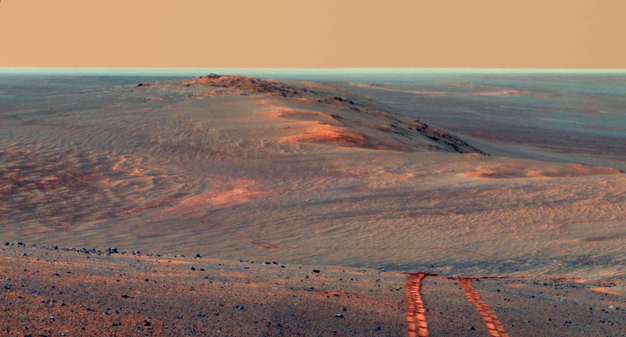 La NASA responde: «No se encontraron pruebas de vida en Marte»
