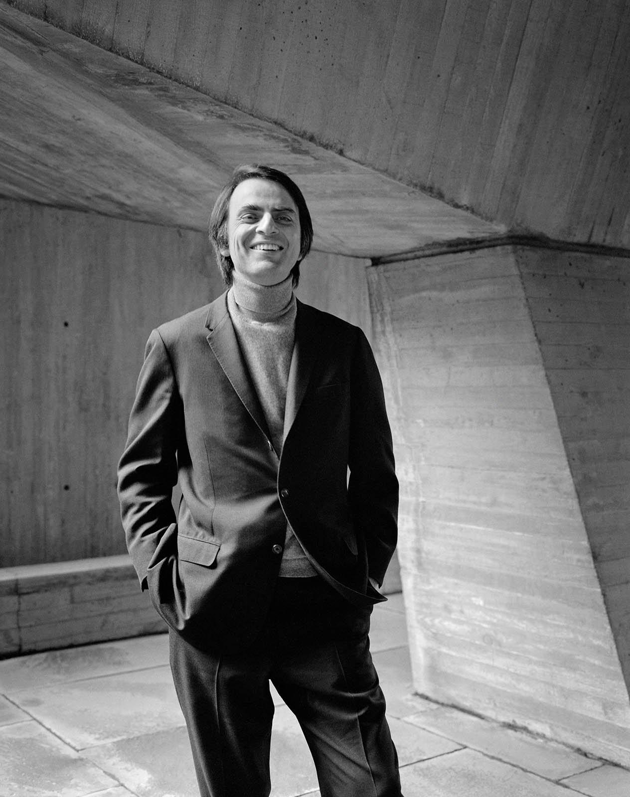 Hoy celebramos el Día de Carl Sagan