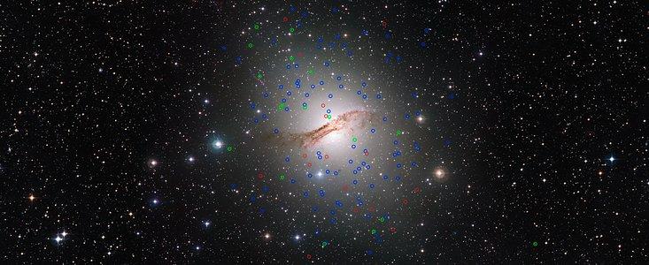El lado oscuro de los cúmulos estelares