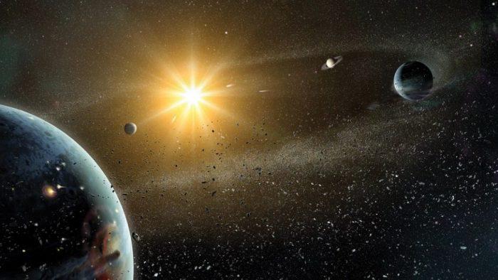 ¿Cuánto sabes del Sistema Solar?