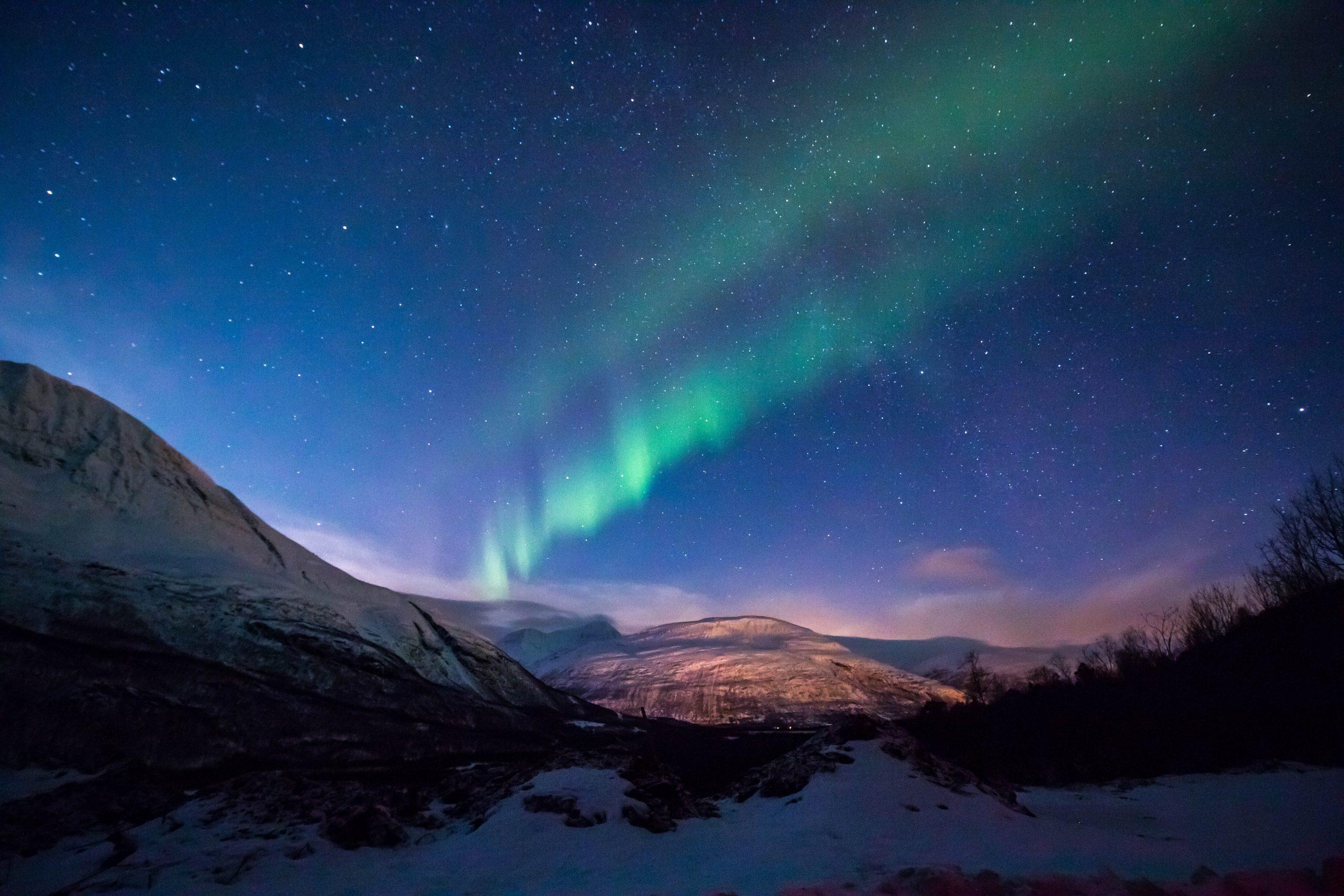 Navidades en «la puerta del Ártico». A la caza de la «aurora»