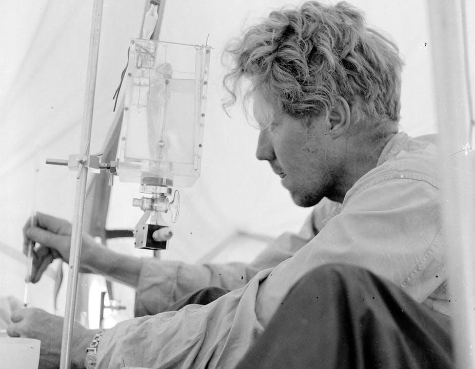 Conoce a Griffith Pugh: el cerebro de la primera ascensión al Everest del que nunca has oído hablar