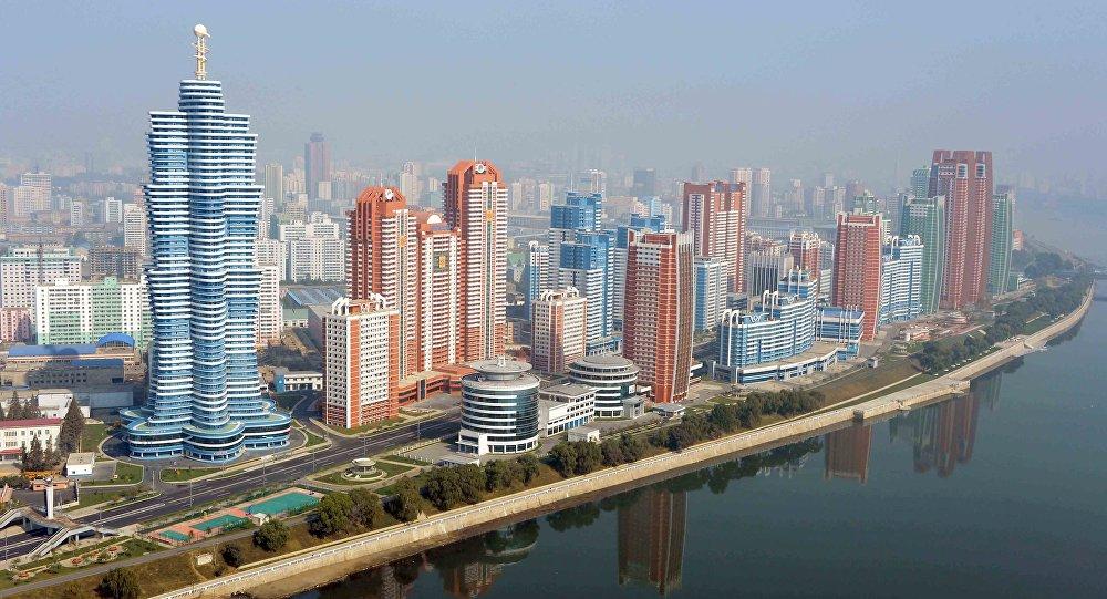 Pyongyang la capital mas hermética del planeta barrio a barrio