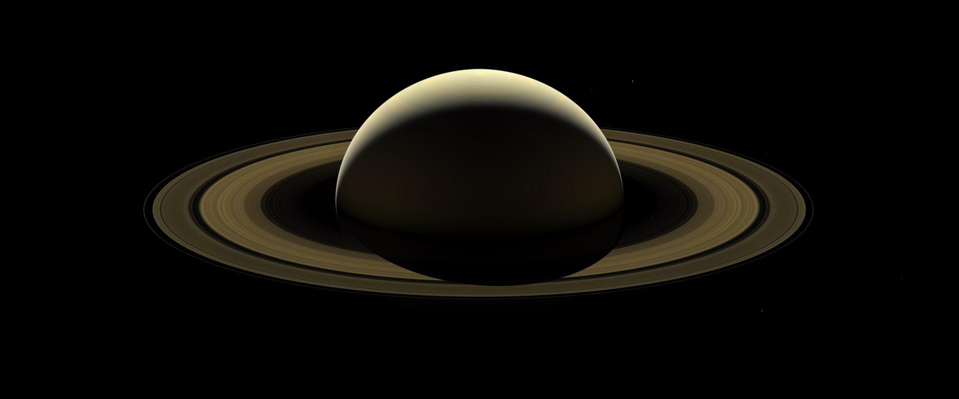 Las últimas vistas de Cassini