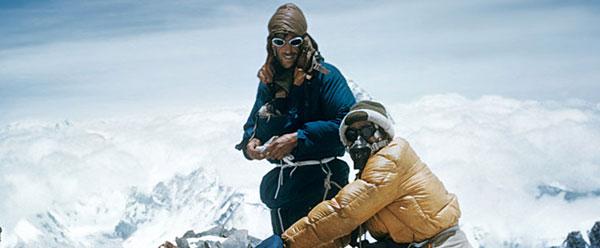 Las innovaciones que permitieron conquistar el Everest