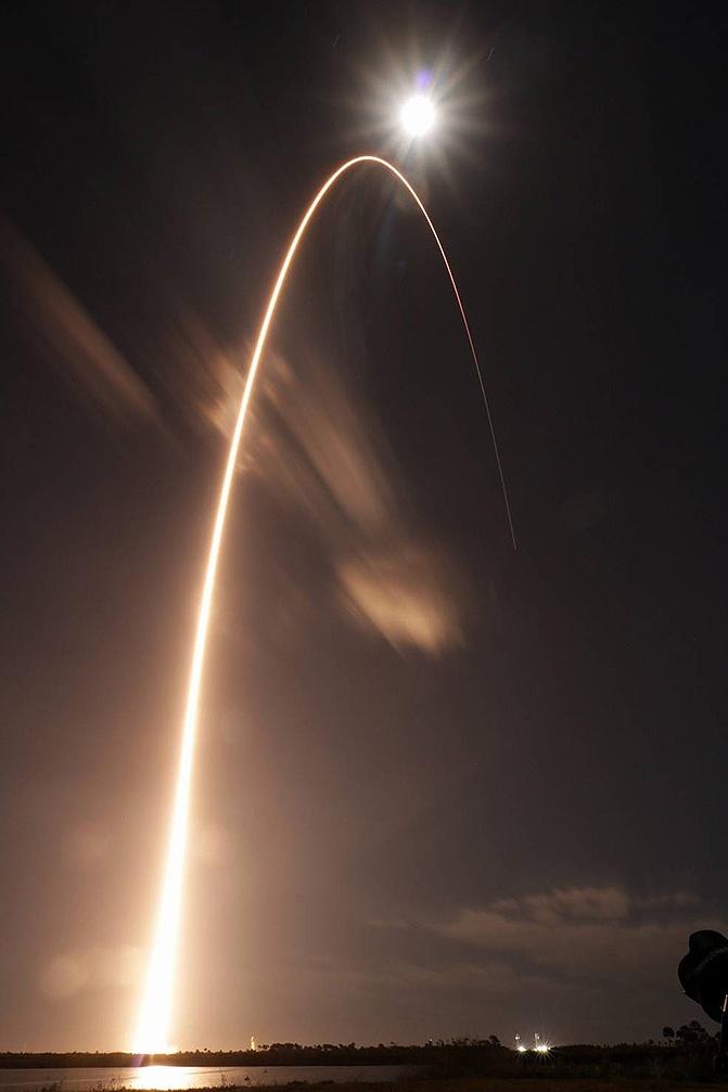 Despega Solar Orbiter rumbo al Sol