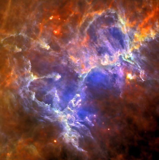 El poder de la Nebulosa del Águila