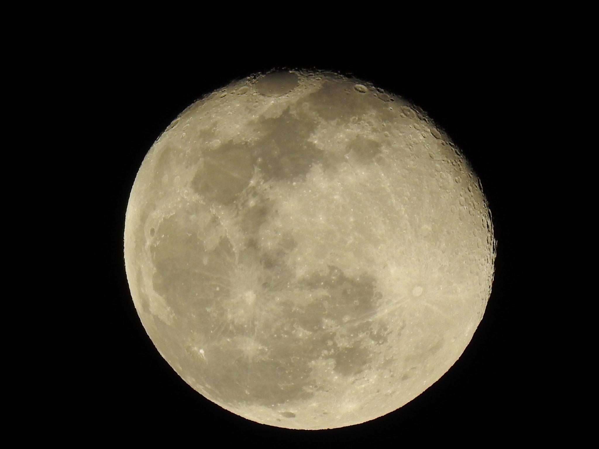 La Luna Hoy 10/02/2020