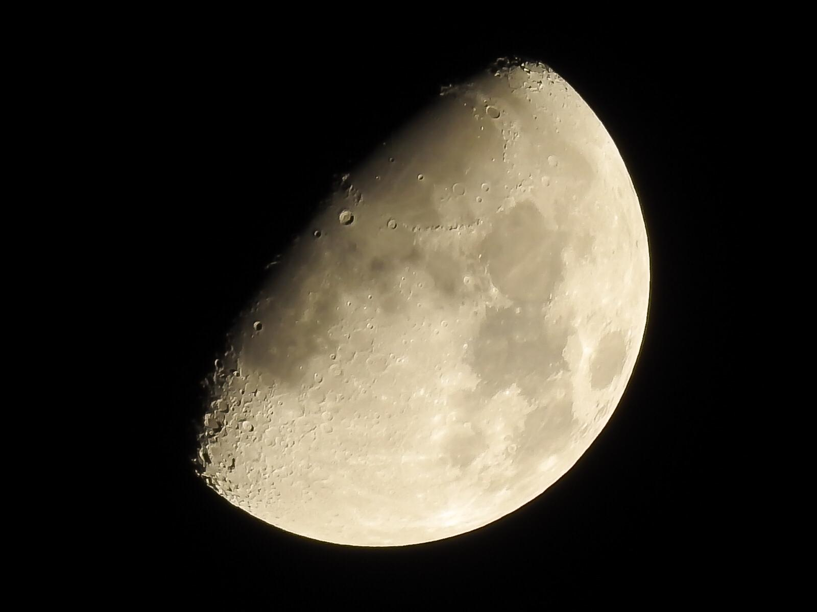 La Luna Hoy 3/02/2020