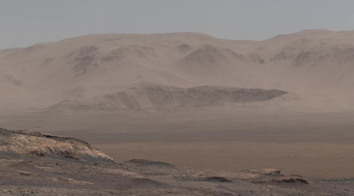La mejor foto de Marte. 800 millones de píxeles en una panorámica 360°