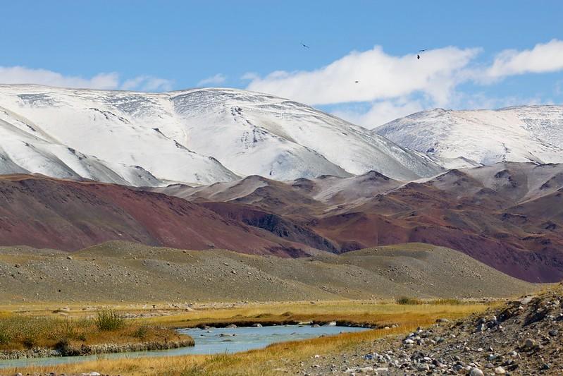 Montañas de Altai, esplendor en el corazón de Asia
