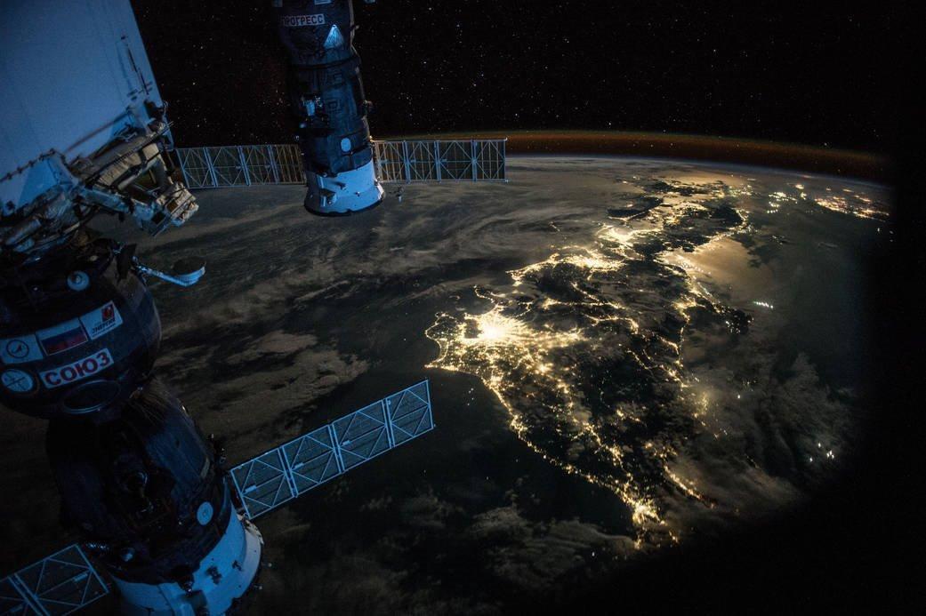 Wallpapers desde el espacio