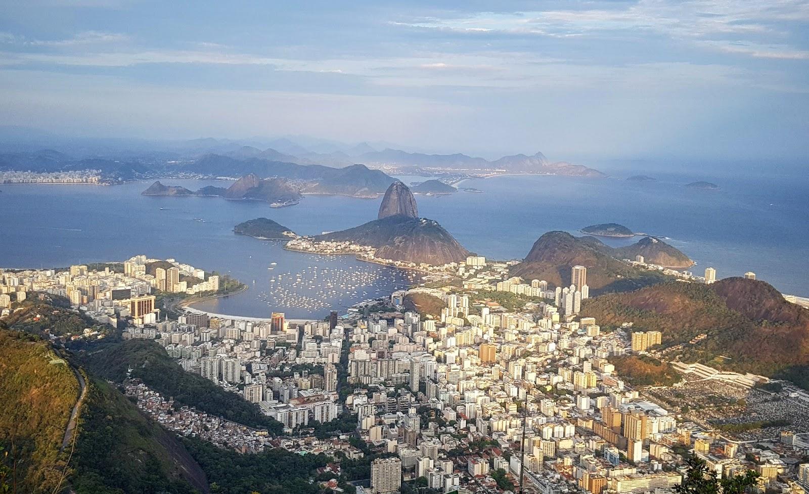 11 increíbles vistas desde la cima
