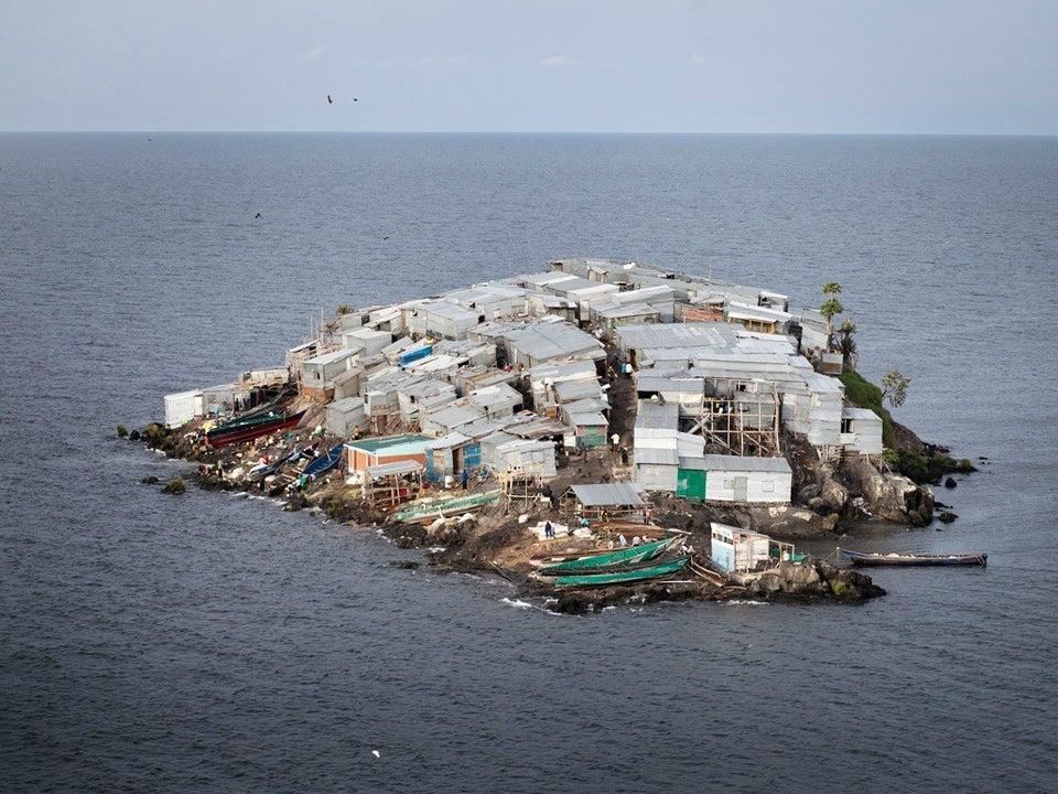 Isla Migingo, el lugar más extremo donde vivir