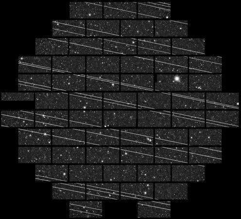 Cómo evitar que los satélites artificiales apaguen la noche