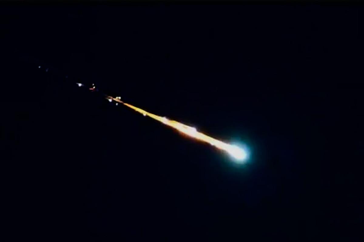 Los científicos podrían haber encontrado la primera proteína extraterrestre en un meteorito