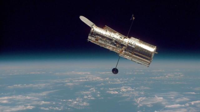 El Hubble registra una instantánea de una explosión estelar