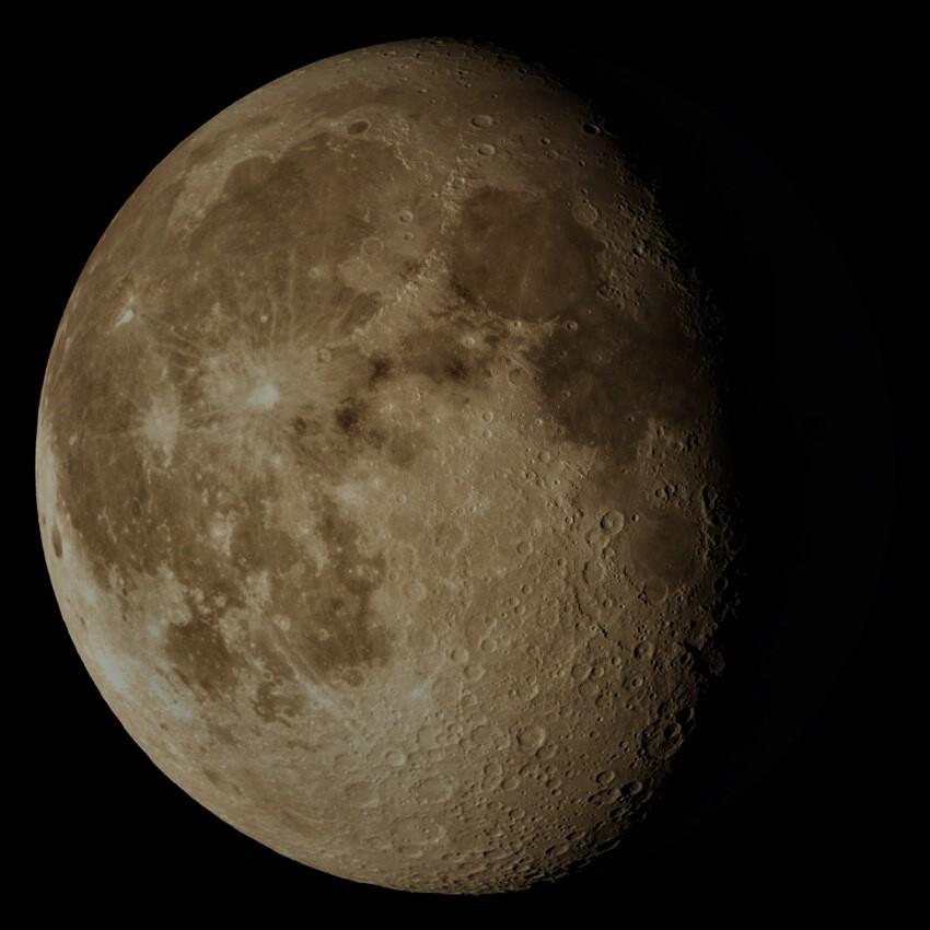 La Luna Hoy 11/04/2020