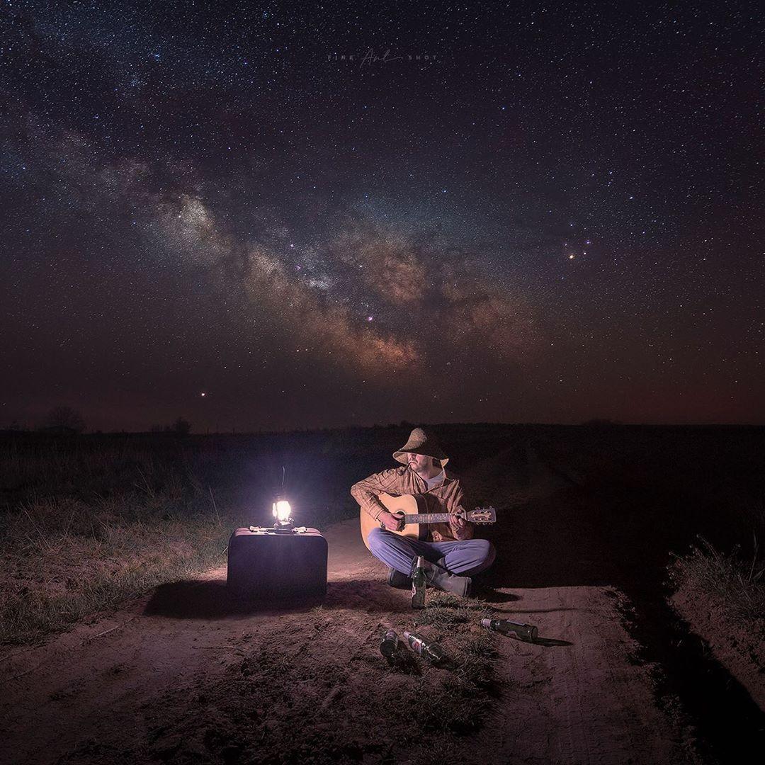 «La mayoría de la gente no se da cuenta de que la Vía Láctea existe, es una pena»