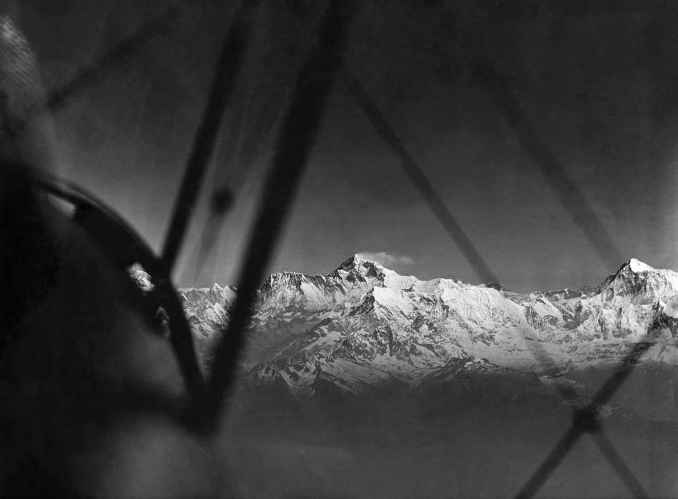Las primeras imágenes sobre el Everest que exploradores filmaron en 1933