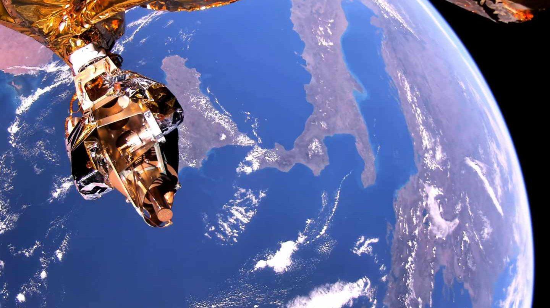 El primer vídeo con resolución 4K de la Tierra desde un satélite