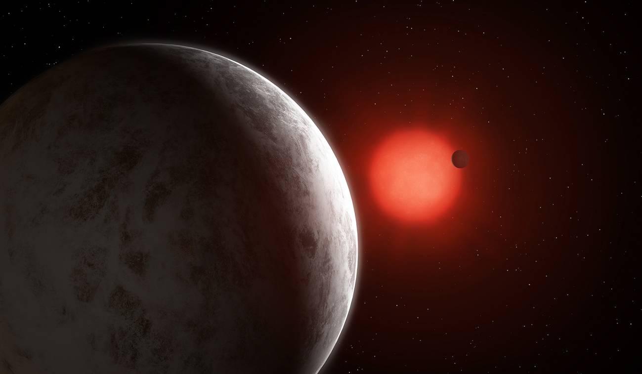 Encuentran el sistema planetario más cercano con dos supertierras en su órbita