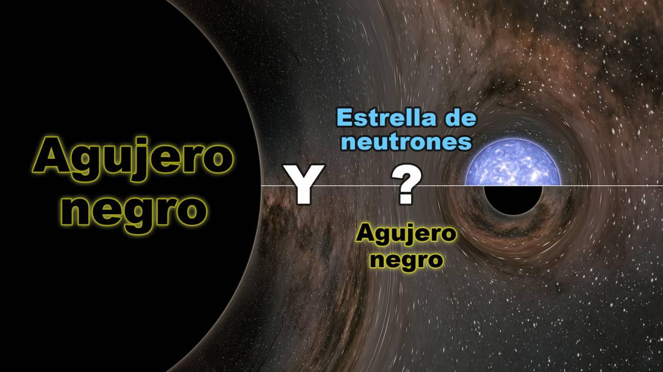 Descubren un misterioso objeto fusionándose con un agujero negro