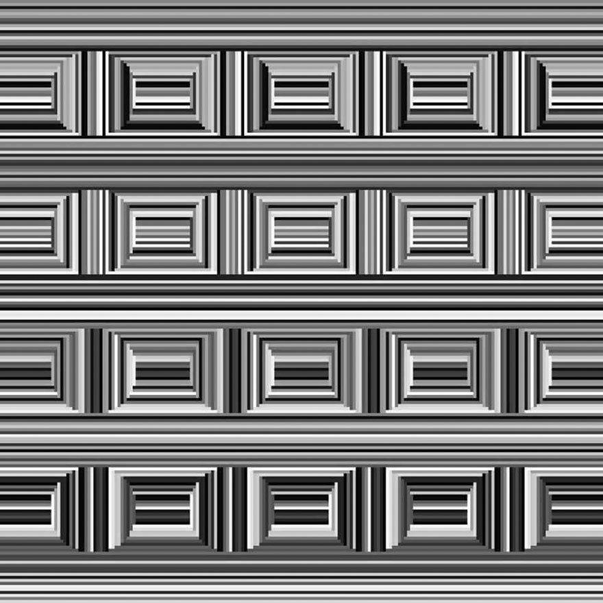 En esta imagen hay 16 círculos, pero la mayoría no puede encontrarlos