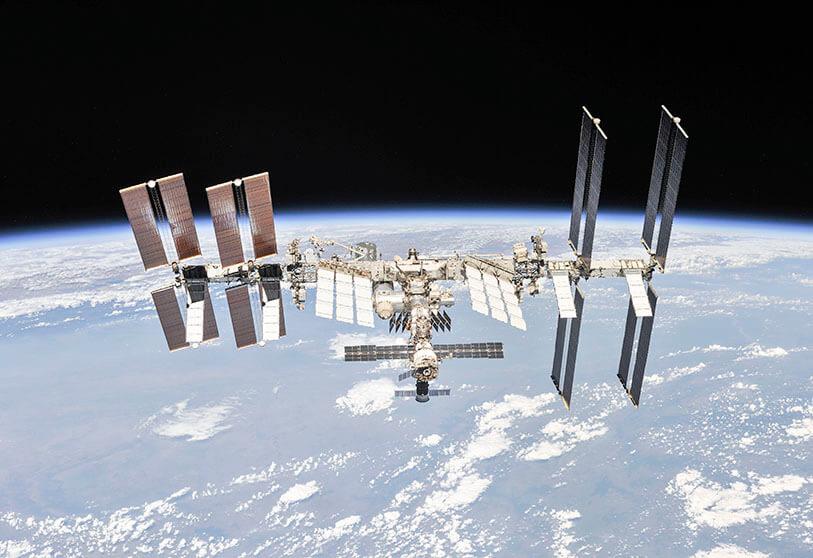 La tripulación de la EEI se encierra en el segmento ruso por una fuga de aire