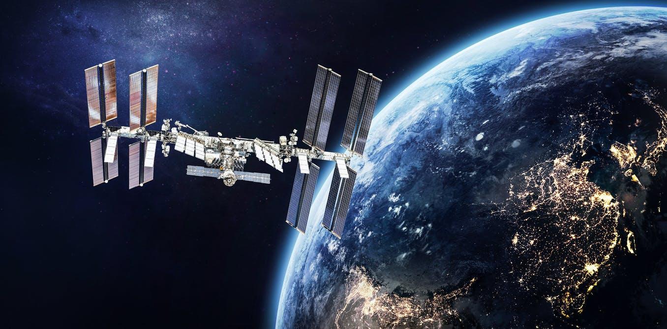 27 maniobras ha tenido que hacer la ISS para evitar impactos fatales