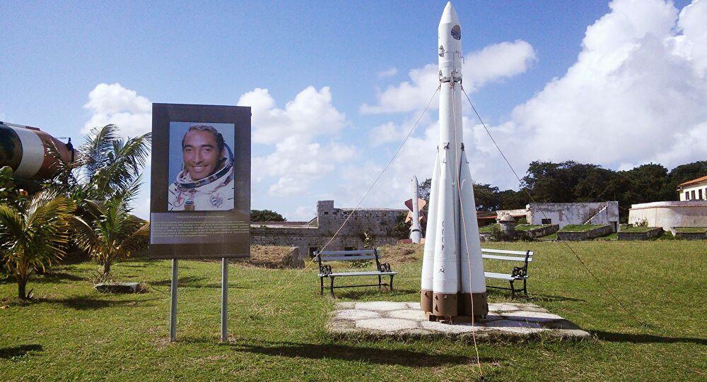 Cuando Cuba voló al espacio