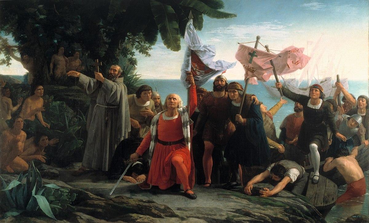 """""""La viruela y el sarampión fueron perfectos aliados en el éxito de conquista española de América"""""""