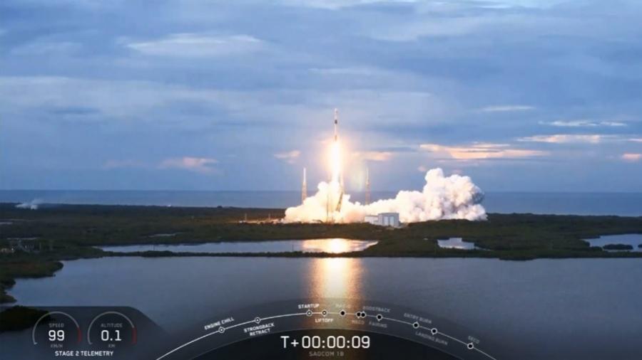 Lanzado con éxito el nuevo satélite argentino Saocom 1B