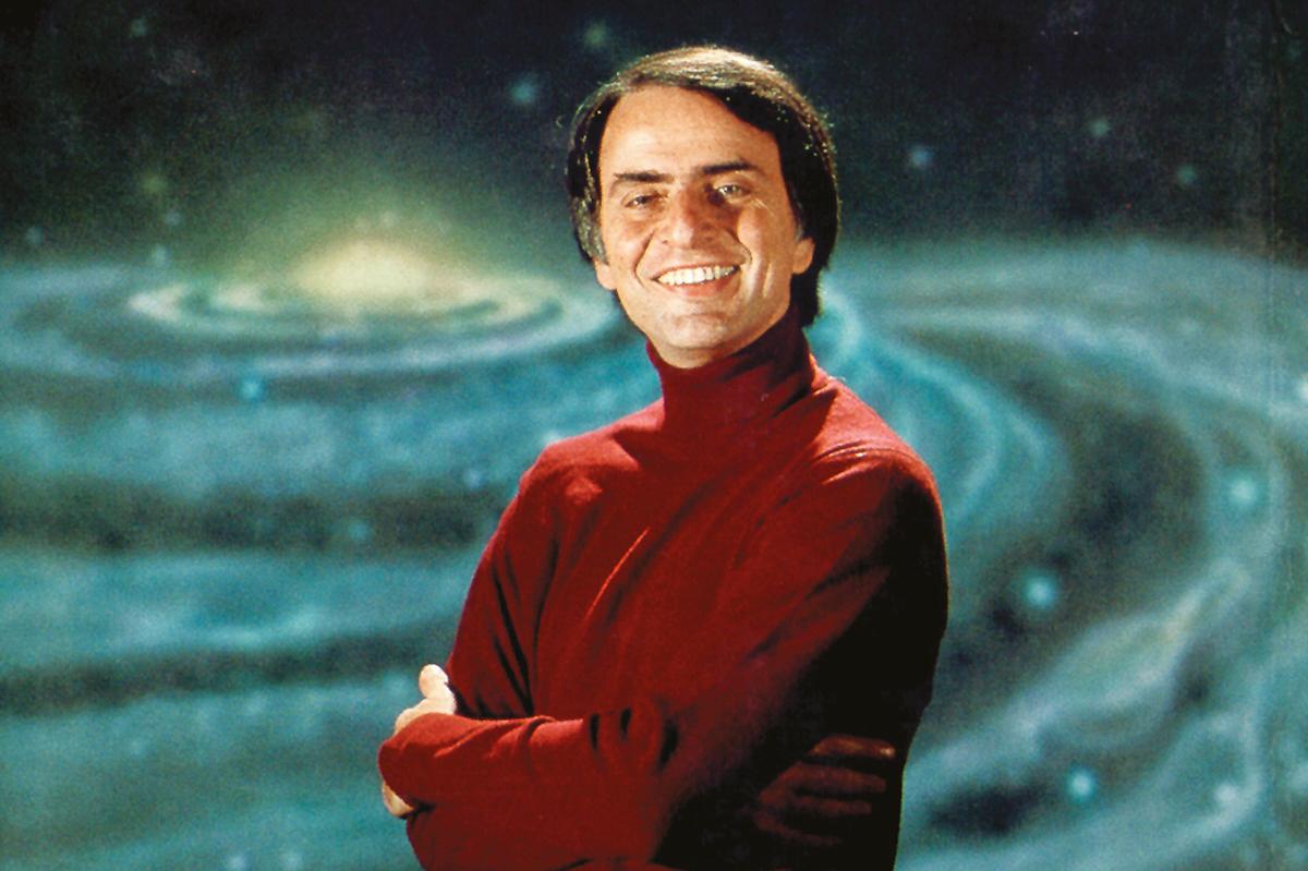 Descarga gratis los mejores libros de Carl Sagan