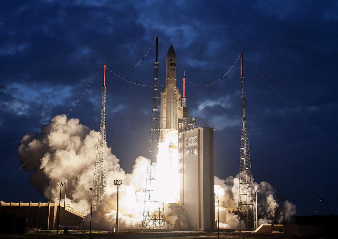 Lanzado con éxito el nuevo satélite español UPMSat-2