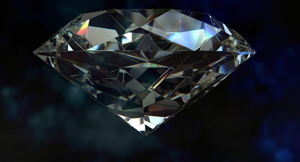 Descubren el mayor diamante de origen extraterrestre, ¿qué secretos esconde?