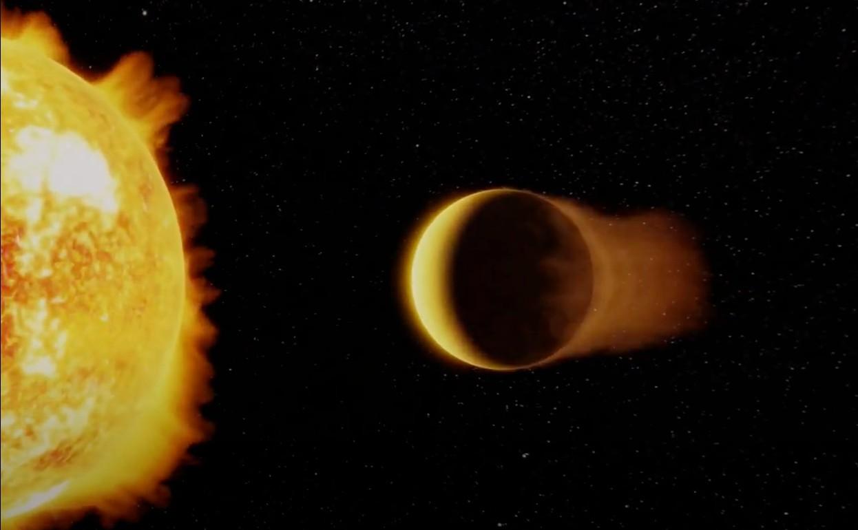 Hallado un nuevo tipo de planeta, un «Neptuno» ultra caliente