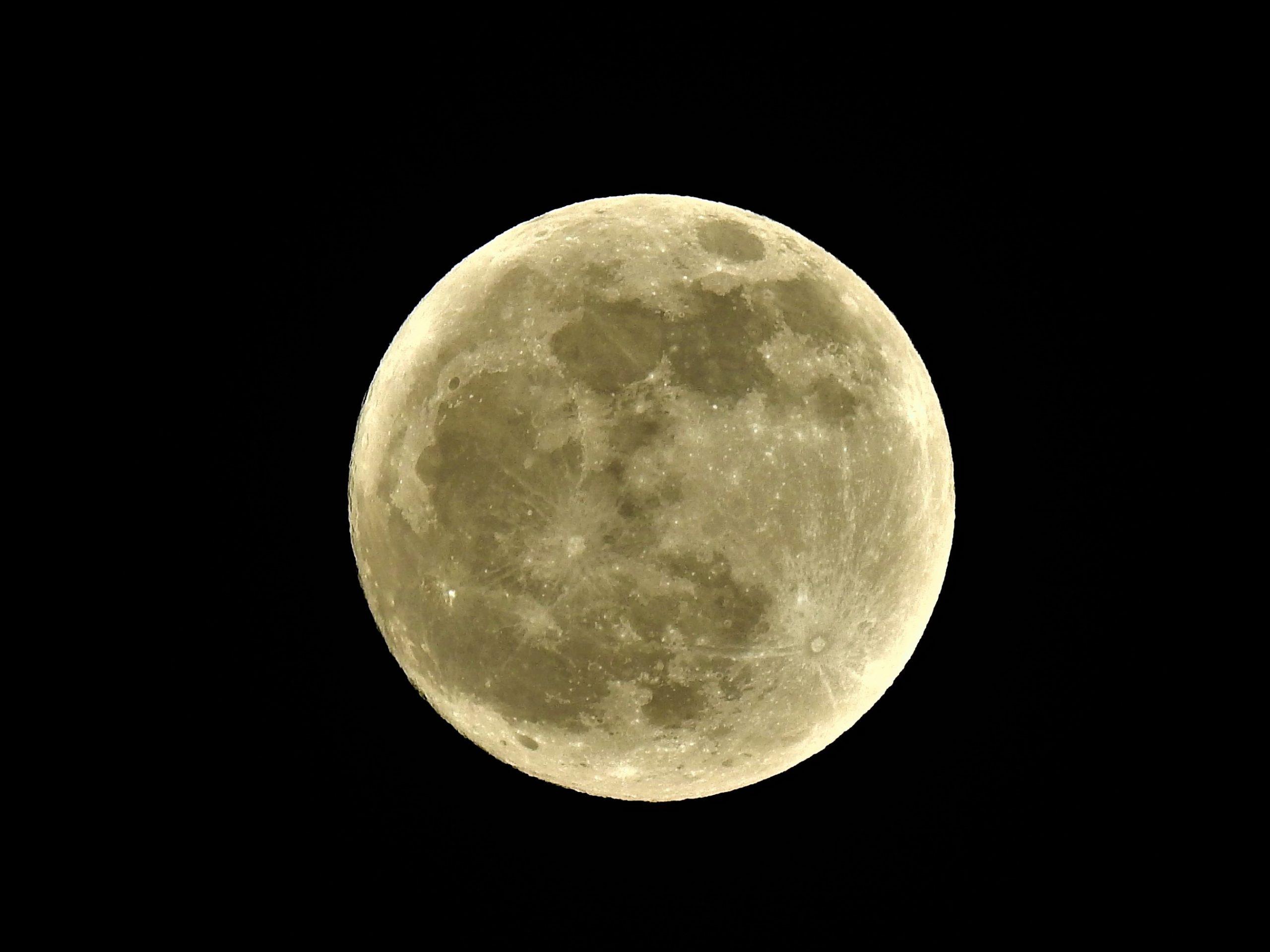 La Micro Luna Llena de Octubre: así la estamos viendo ????