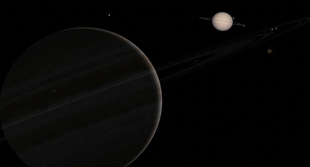 Un rarísimo acontecimiento planetario se produce en diciembre