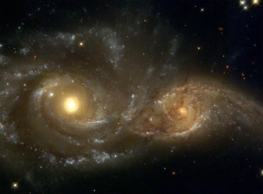 Las 10 mejores imágenes captadas por el Hubble