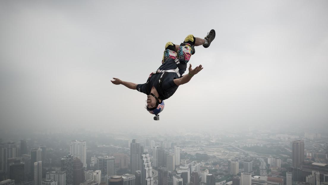Vince Reffet, el 'hombre pájaro', muere en un accidente en Dubái