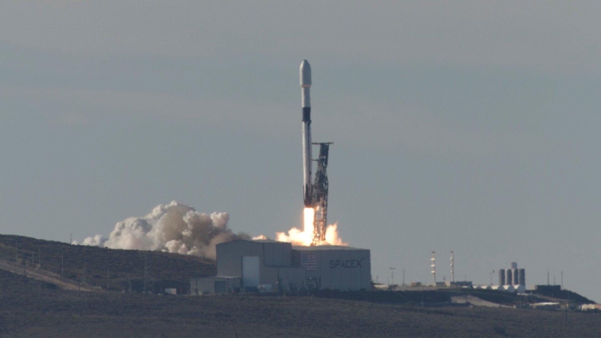Lanzado el nuevo satélite de Copernicus que vigilará la subida del nivel del mar