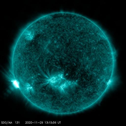 Registran la mayor llamarada solar en años y pronto habrá mas