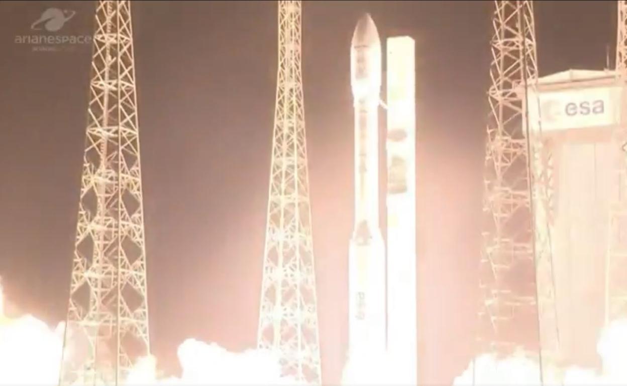 Misión perdida: fracaso en el lanzamiento del satélite español Ingenio