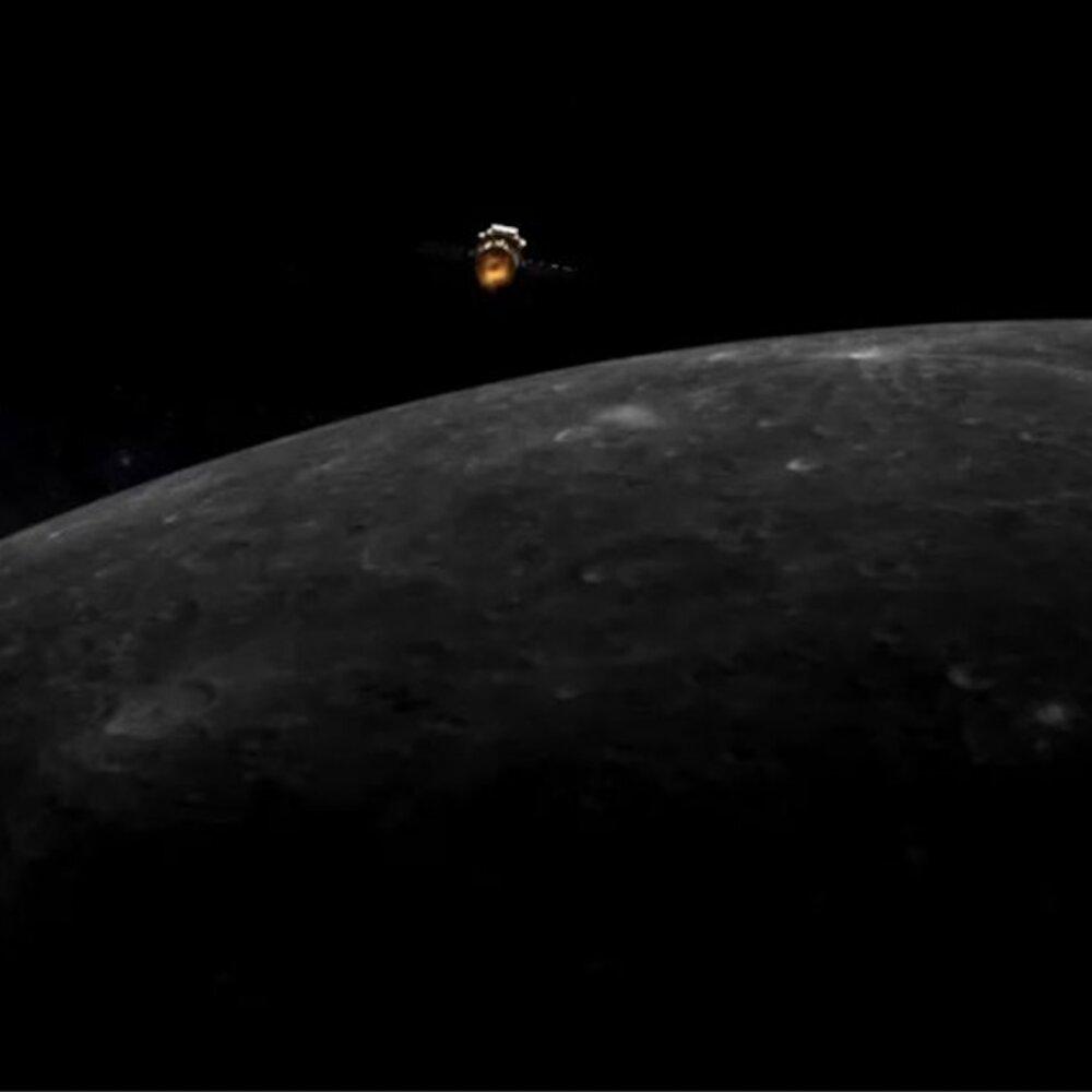La nave Chang'e 5 aluniza con éxito para recoger muestras de la Luna