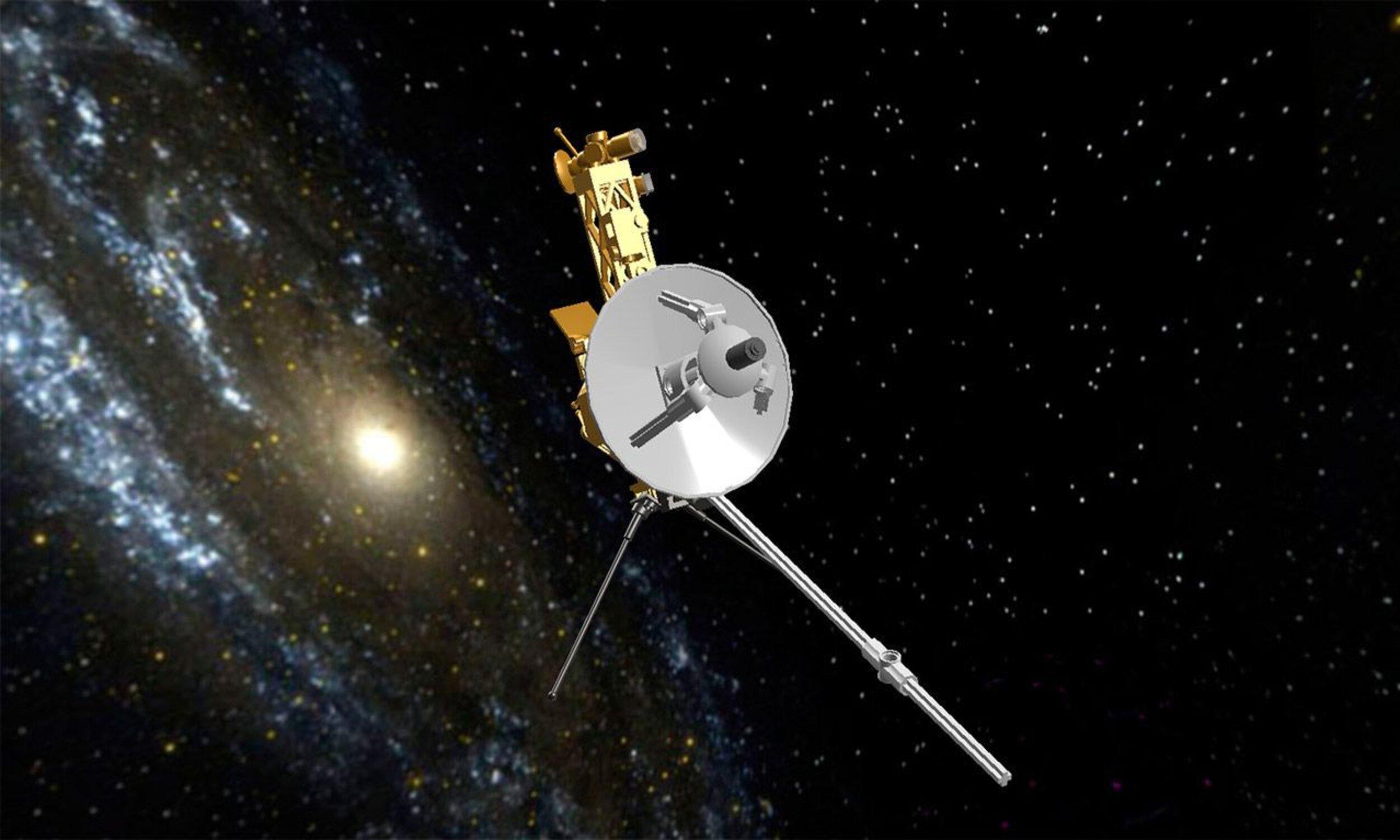 Las sondas Voyager descubren un fenómeno nunca antes visto en el espacio