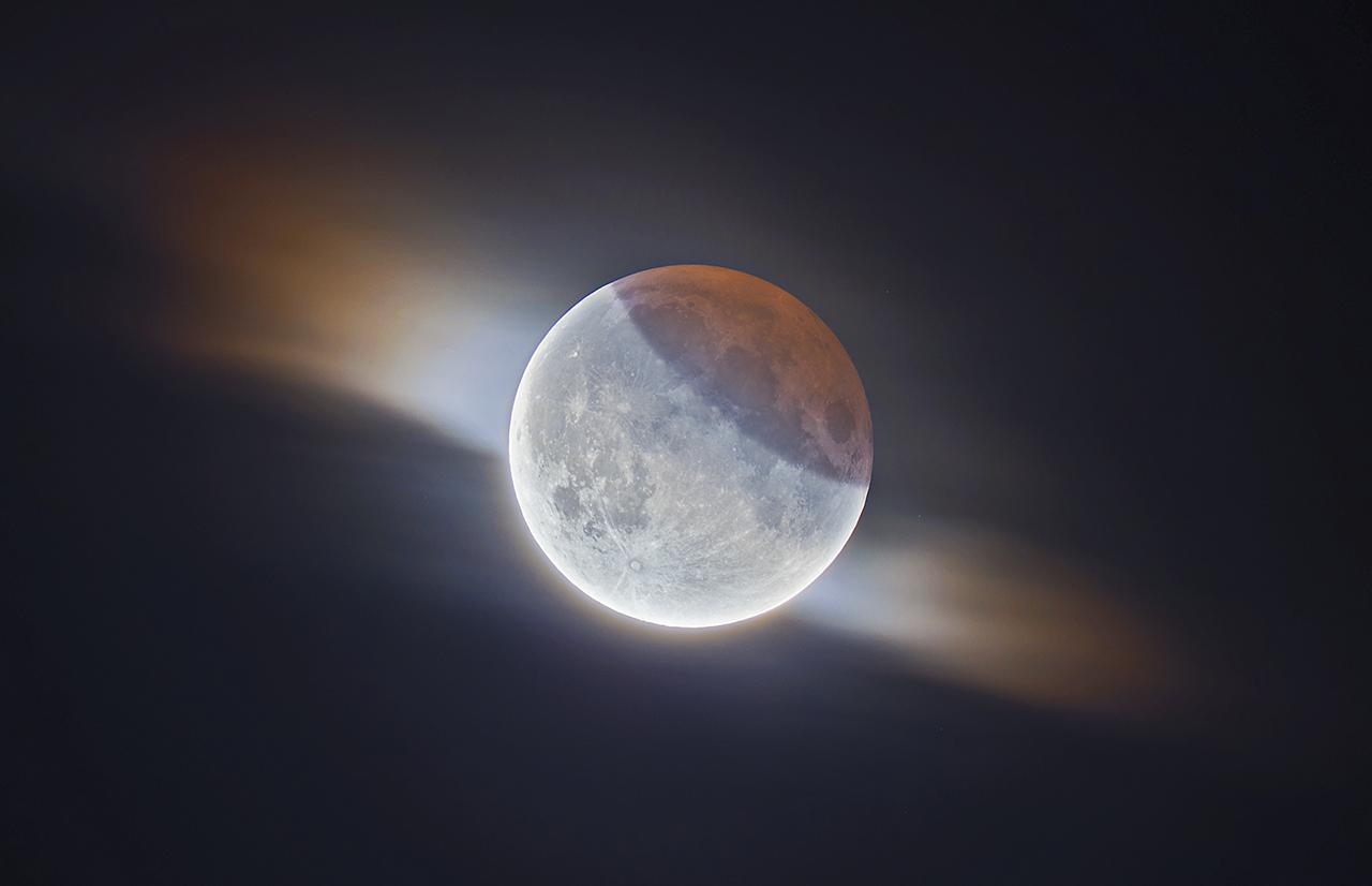 Las mejores fotografías de la Luna de 2020